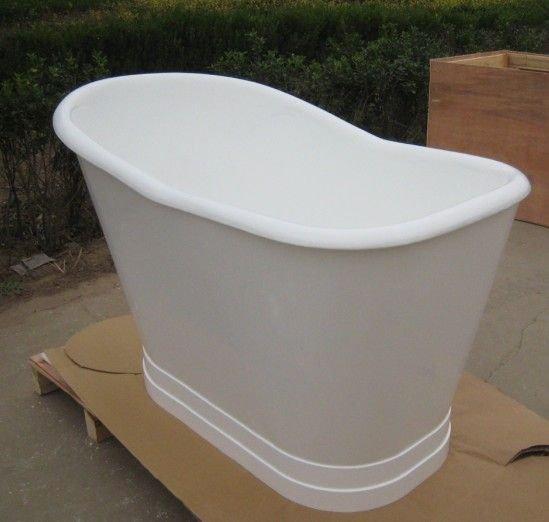 Cast iron deep bathtub buy deep cast iron bathtub small for Best soaker tub for the money