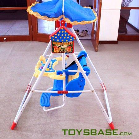 Cute And Convenient Design Kids Indoor Swing