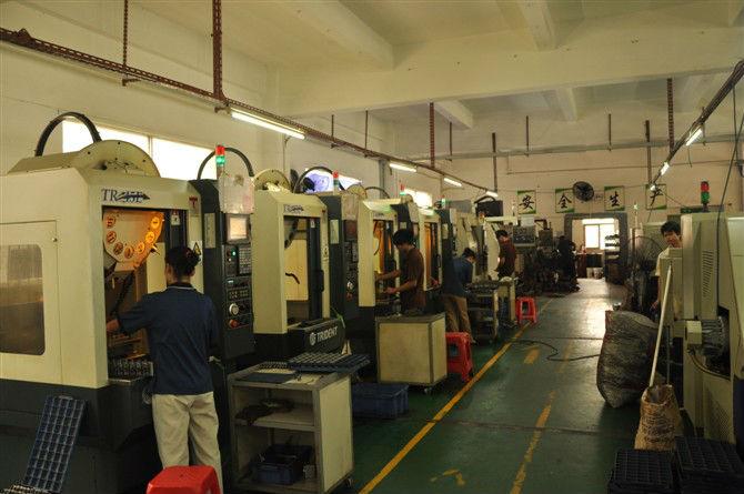 machine part manufacturers