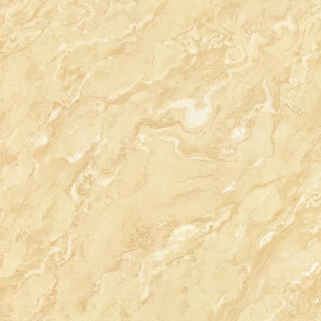 Yellow floor tile