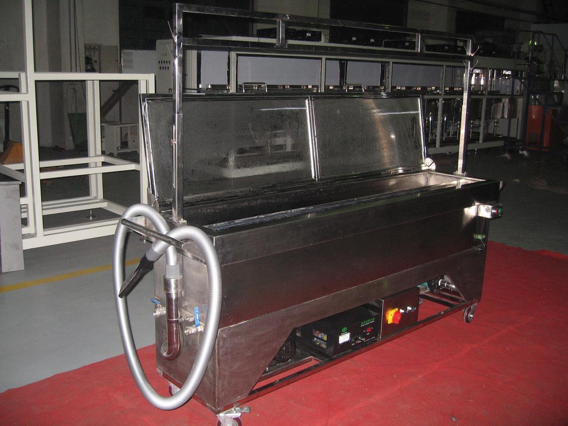ultrasonic blind cleaner machine