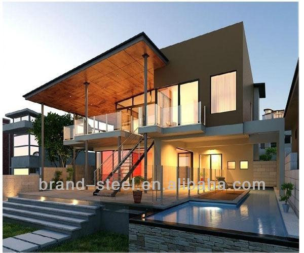 Luxury comfortable prefab modular buildings view modular for Luxury prefab homes