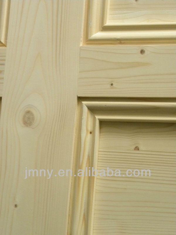 Solid wood knotty pine door buy knotty pine door pine for Yellow pine wood doors
