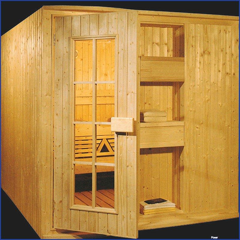 Indoor Far Infrared Sauna Room For 4 People Cedar Wood