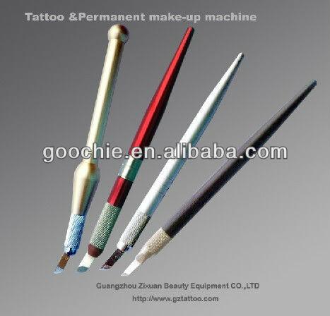 Permanent Makeup Manuel Tattoo Pen View Tattoo Pen Goochie Product Details From Guangzhou ...