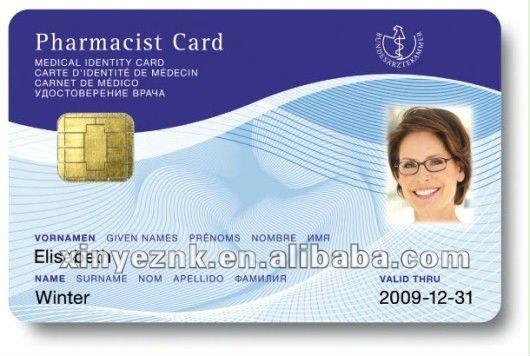 Plastic Sample Company Id Card Buy Company Id Card