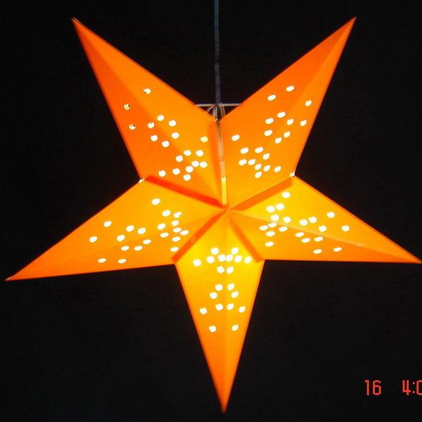 100 handmade paper star lantern buy printed paper for Paper star lamp