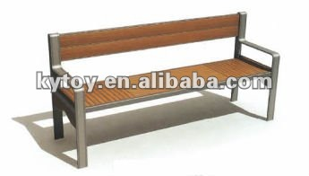 New garden wooden bench for sale(KYH-14204)
