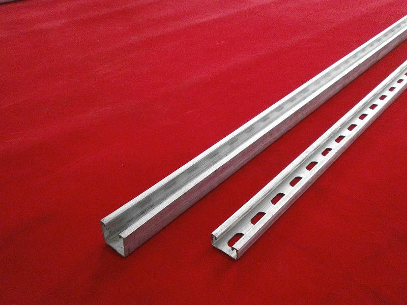 Uni Strut Steel Channel Aluminum Hdg Ez Galvanized