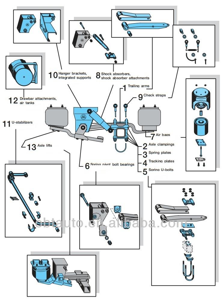 kelderman air ride wiring diagram