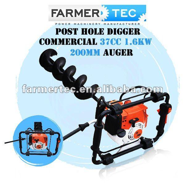 post hole digger parts manual
