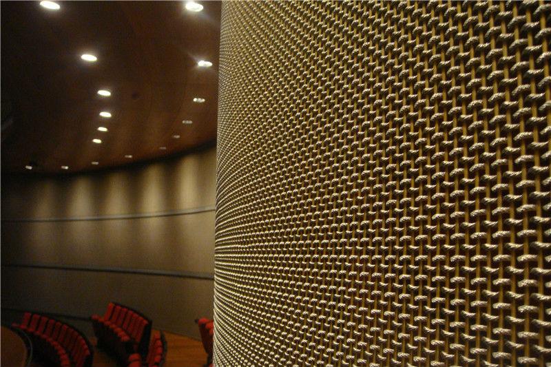 Woven metal mesh fabric manufacturer buy