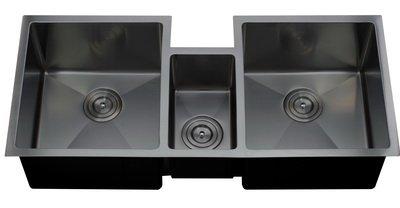 18/8 triple bowl kitchen sink//kitchen sink, View multifunction ...