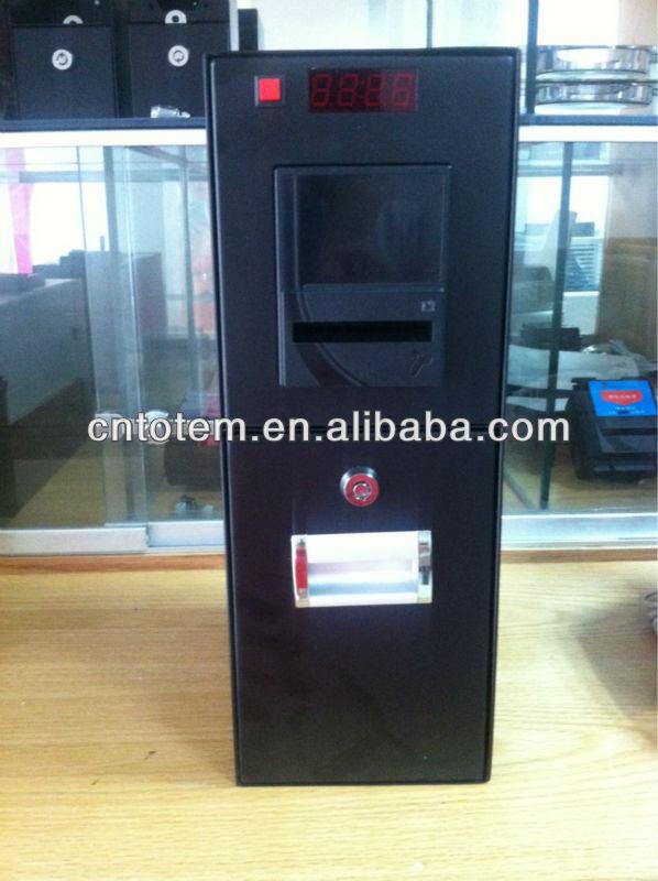 vending machine bill acceptor not working