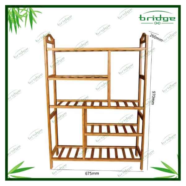 Get Bamboo Shelf Rack China Bamboo Shelves Rack