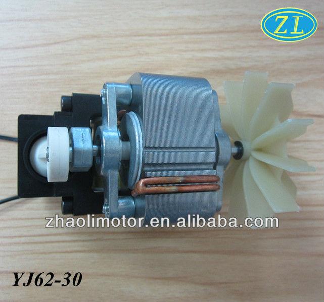Zhaoli Motor Air Compressor Nebuliser Motor With Pump Sp