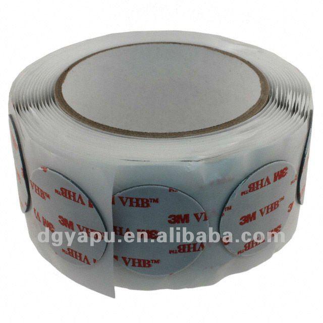 Grey Color Die Cutting Custom 3m Vhb 4941 Acrylic Foam