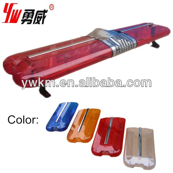 dc12v 1 2m length led rotary rotator lightbar buy rotary lightbar rotator warning