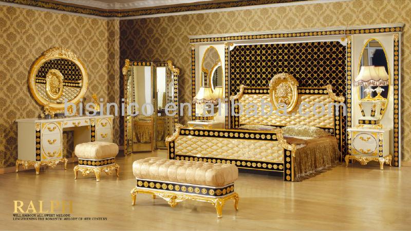 New Item Luxury Classical Sofa Set Living Room Furniture