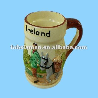 Frog animal shaped ceramic coffee mug buy ceramic coffee for Animal shaped mugs
