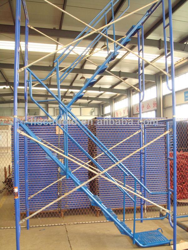 Steel Scaffolding Manufacturers : American type steel scaffolding plank catwalk