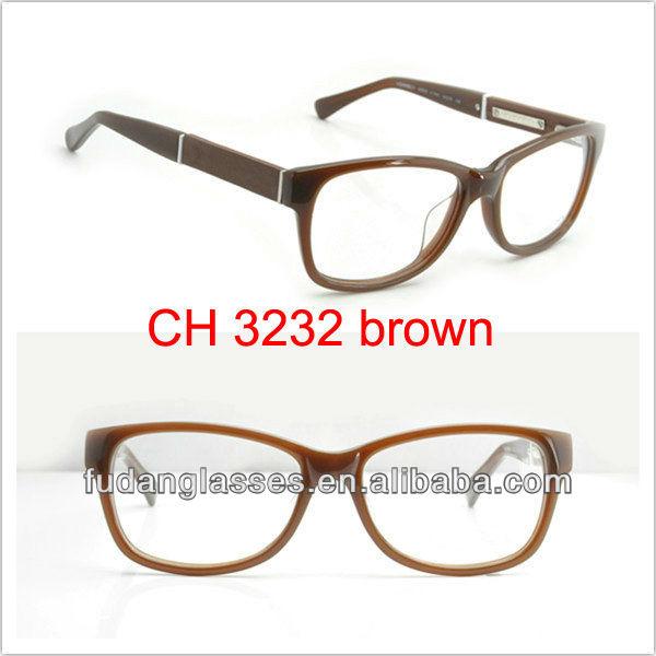 Eyeglasses Frame Names : Hot sell eyeglasses CH3232Q c.1348 EG black white eyewear ...