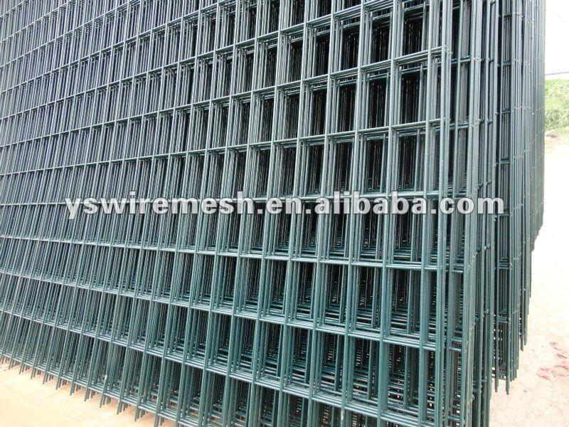 2x2 Welded Wire Mesh Fence Panels In 6 Gauge Buy