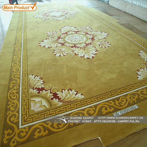 Luxury pattern wool wall to wall casino carpet view wall for Patterned wall to wall carpet