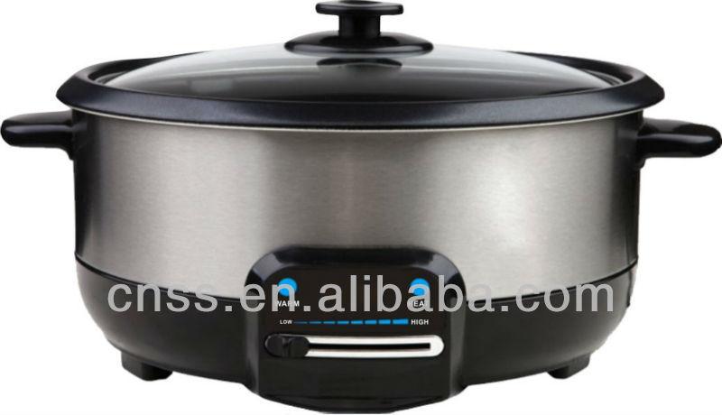 4.0l Food Warmer Hot Pot - Buy Food Warmer Hot Pot,Chinese ...