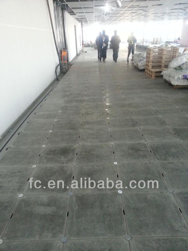 Calcium Silicate In Floors : Calcium silicate raised floor flooring used for