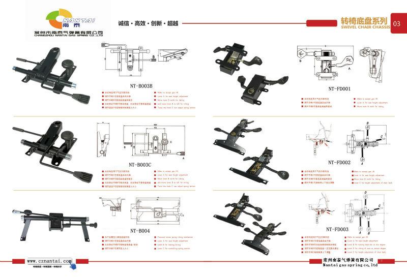 Swivel Chair Mechanism With Swivel Lock Buy Office Chair