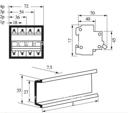 CGZ DZ47 Series Electrical Miniature Air_60136508936