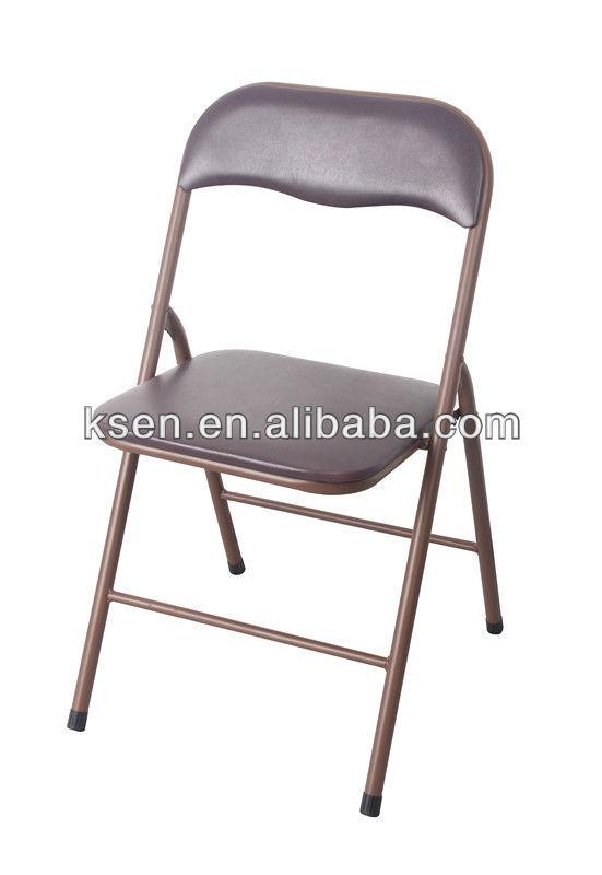 Metal Folding Chair With Cushion Kc C3 Buy Folding Chair Cheap Metal Foldin