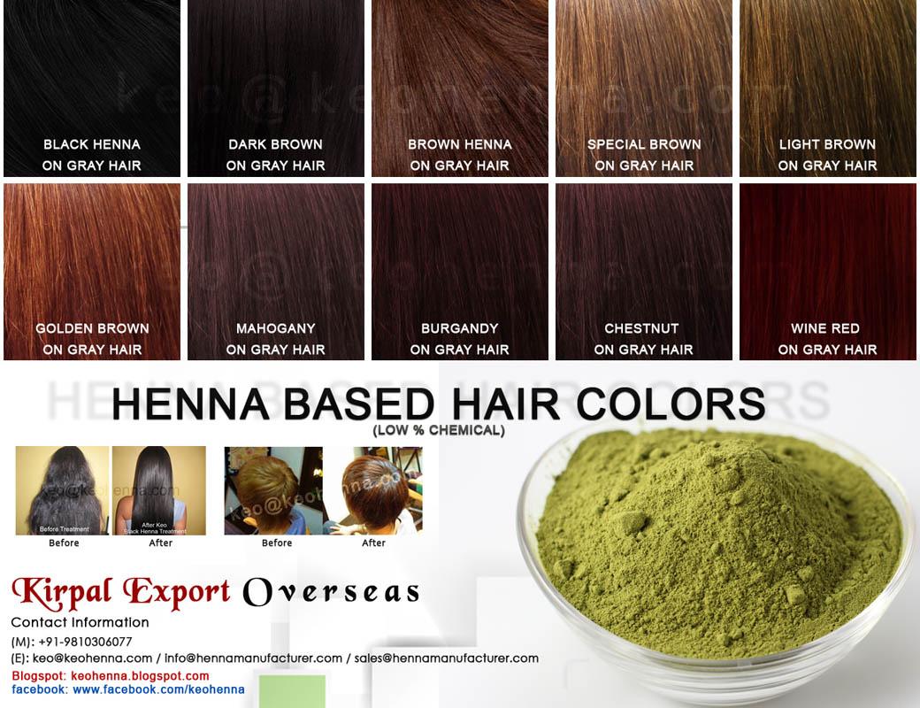 Mahogany Henna Hair Colour  Buy Chemical Free Hair Colour