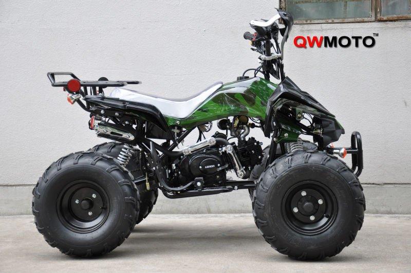 125cc Cool Sports Four Wheeler Atv Ce - Buy 110cc Cool ...
