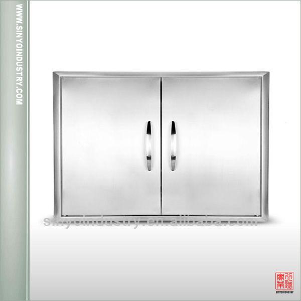 outdoor stainless steel cabinet doors view outdoor