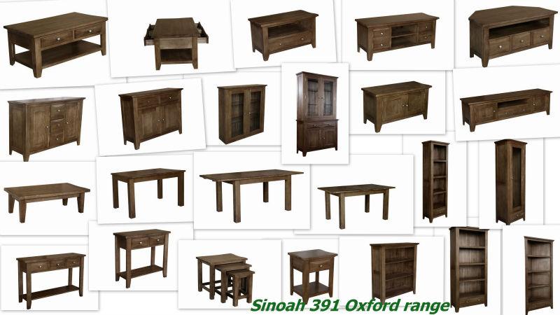 Solid Oak Corner Video Unit Living Room Furniture Wooden