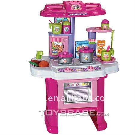 Plastic kitchen set toys buy plastic kitchen toys for for Plastic kitchen set