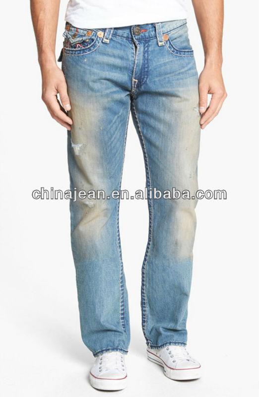 2017 esigner jeans wholesale for men cargo pants denim