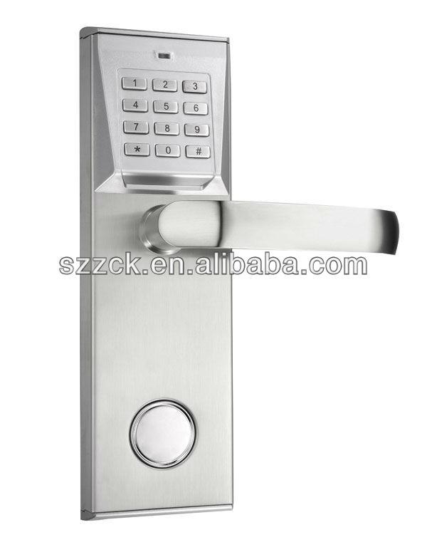 digital office door handle locks. Electronic Digital Keypad Handle Code Door Lock With Illegal Open Office Locks