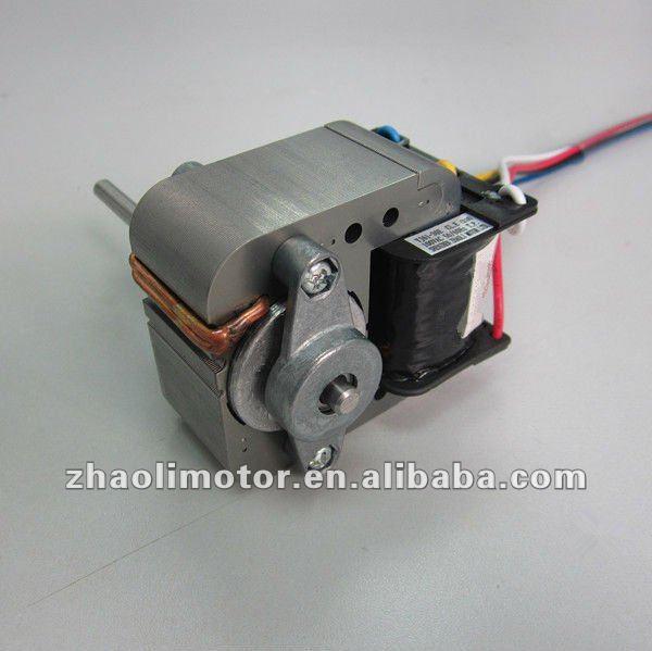 Ac small gear motor electric fan motor asychronous for Class b electric motor