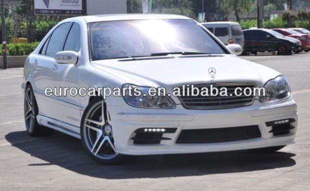 Frp body kit for mercedes benz s class w220 w style 03 06y for Mercedes benz body styles