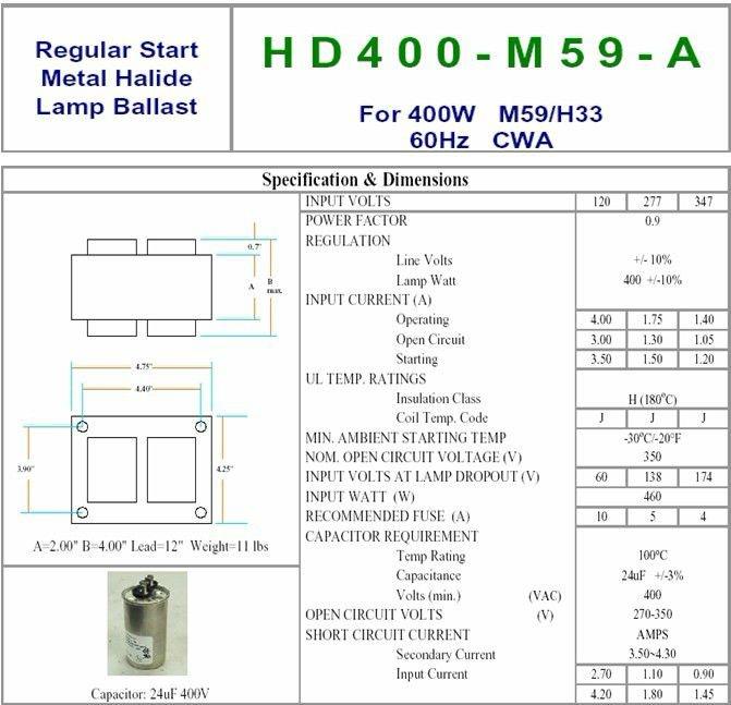 Electronic Ballast/high Pressure Sodium Lamp Ballast/uv