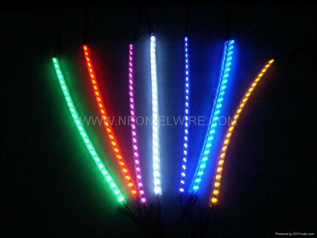 Waterproof Ip67 Warm White Flexible Led Light String/strip/ribbon/tape/reel/rope - Buy ...