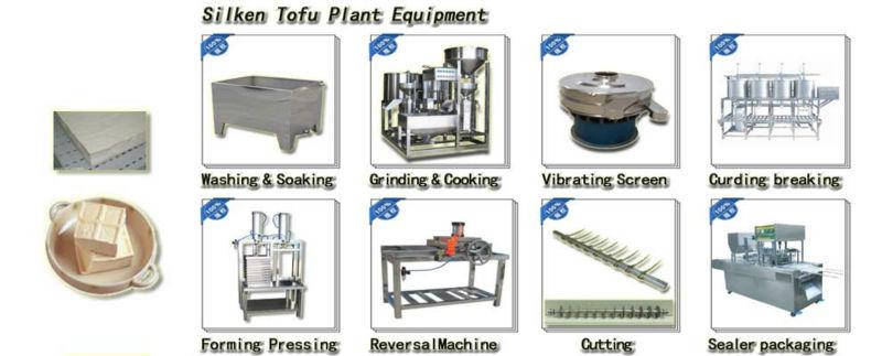 TG-100+Y4- Bean curd machinery-Tofu processing machinery-tofu Maker