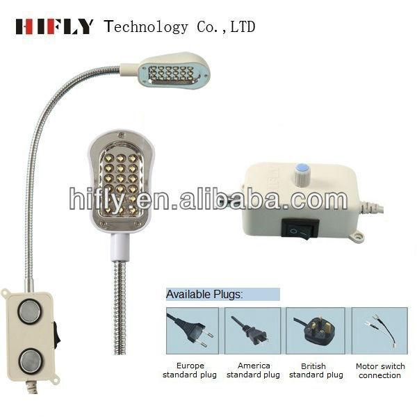 sewing machine lights led