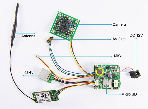 Wifi модуль своими руками схема