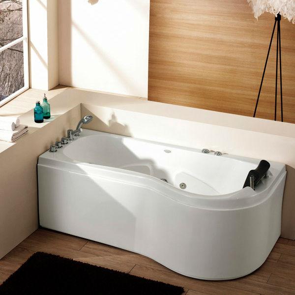 5 7 kleine f e innen ecke installation acryl mini - Mini badewanne ...