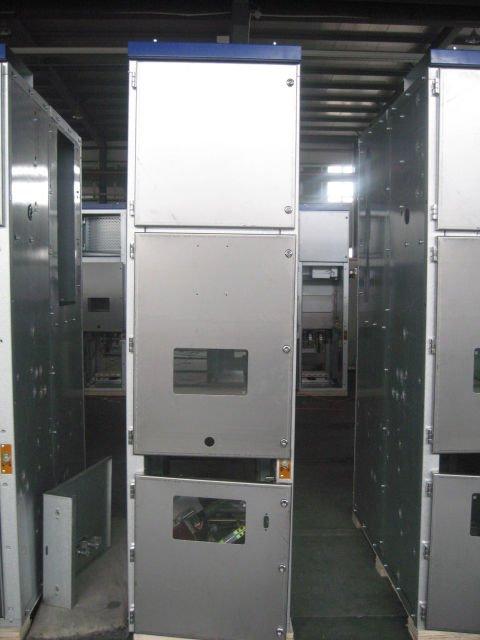 Electrical Panel Enclosure High Voltage Cabinet