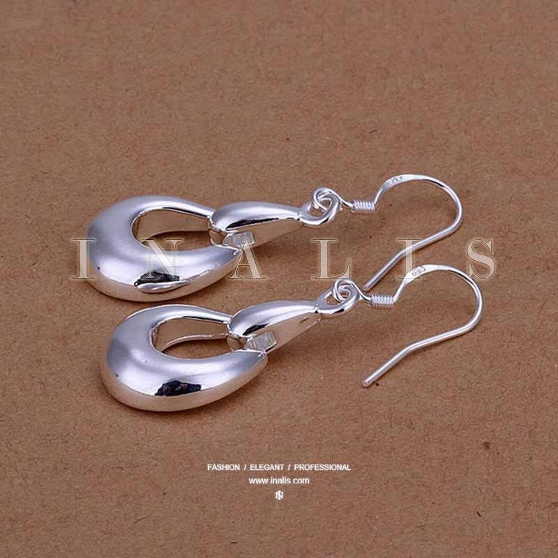 fashion horseshoe cartilage earrings sensitive ears